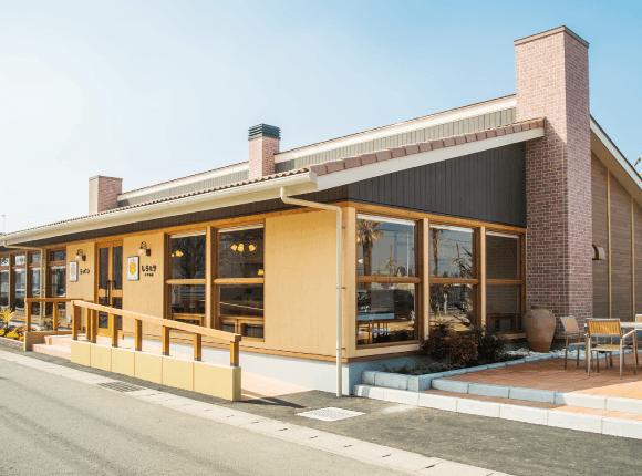 社会福祉法人征峯会ピアしらとり|パン工房 しらとり 上平塚店 / CAFE ラパン