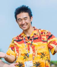 社会福祉法人征峯会ピアしらとり|リーダー(支援員)|萩原 新太郎